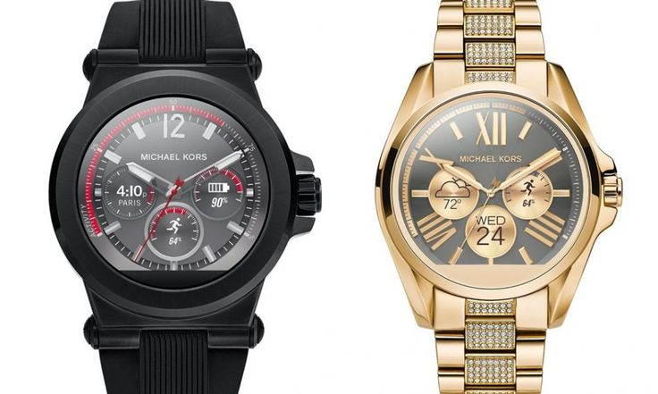 Michael Kors Smartwatch Brings Fashion To Technology
