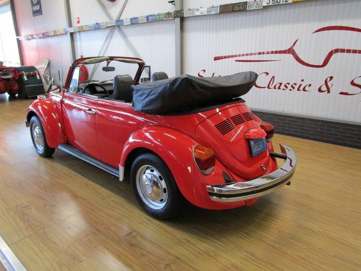Volkswagen Kever 1303 Beetle 1.6L Fuelinjection | Schipper Classic & Sportscars