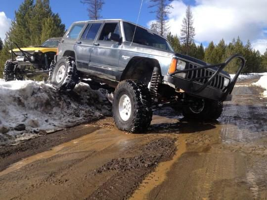 Lifted Jeep Xj >> Jeep Cherokee XJ | Sik Crawlers | Pinterest | Jeep cherokee xj, Cherokee and Jeeps