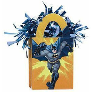 945 - Batman Balloon Weight   For more details, please go to www.facebook.com/popitinaboxbusiness
