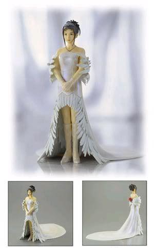 Pegging Yunas Wedding Dress