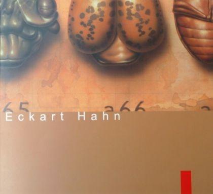 """""""Eckart Hahn - Malerei"""" © 2001  Text von Stefan Hirsch  Deutsch, 23 Seiten, zahlreiche Abbildungen 22 x 41 cm, Softcover"""