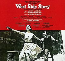 My very favorite thing about this musical is when Leonard Bernstein went back to the studio and recorded it with latin opera singers as he intended it. It's a wonderful CD.