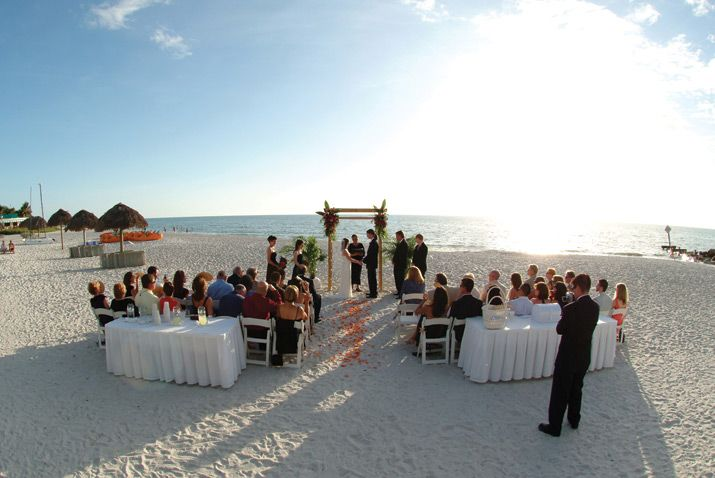 Naples Florida Beachfront Weddings