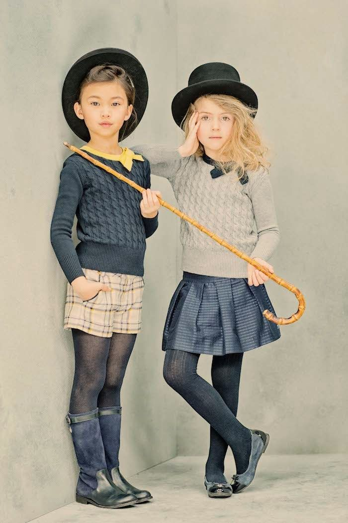 Il Mondo di Ingrid: Tartine et Chocolat - Paris FW14 Back to School Collection