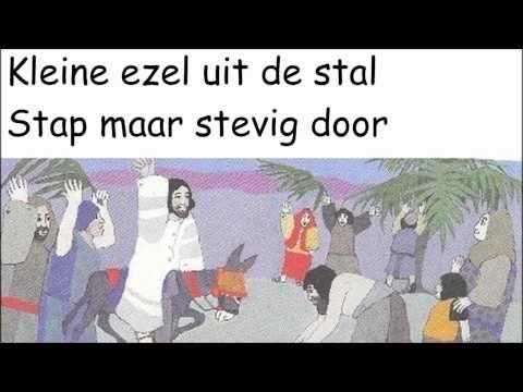 ▶ Kleine ezel - YouTube