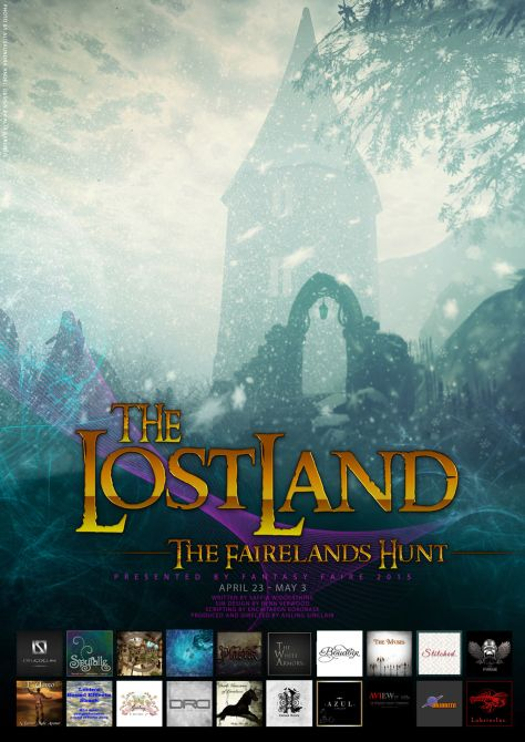 The Fairelands Hunt: The Lost Land
