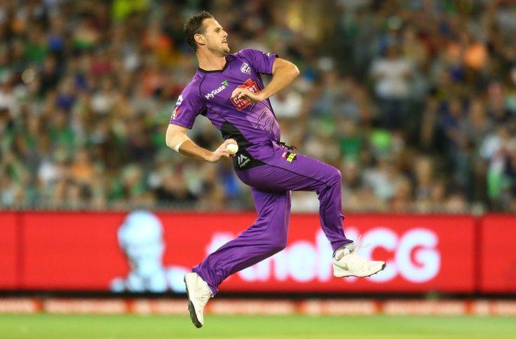 Australian fast bowler Shaun Tait
