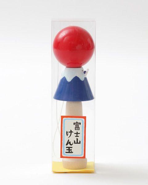 Mt Fuji Kendama (Japanese toy)