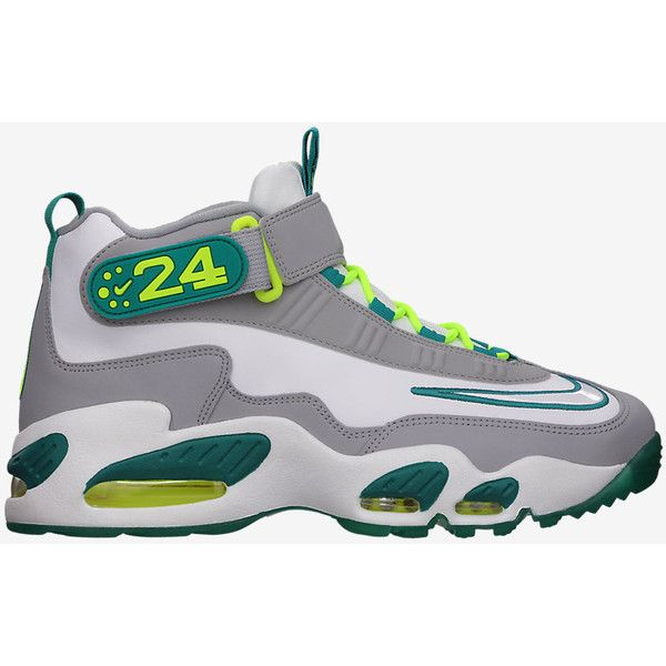 Nike Air Griffey Max I Men's Shoe ($150) ❤ liked on Polyvore featuring men's