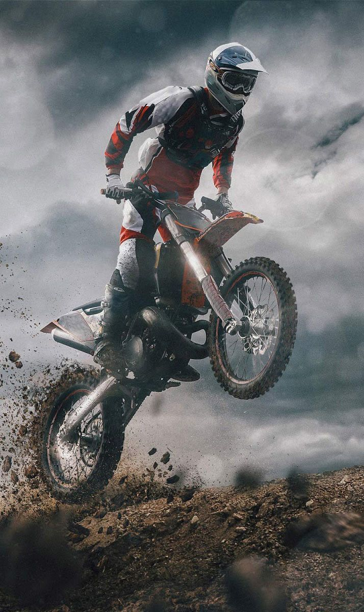 Motocross HD wallpaper. ♡ ♡ ♡ How Downloa…