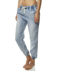 MOSSIMO ANNE WOMENS PANT - BLUE ILLUSION