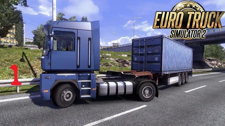 Новичок из Бремена в Дортмунд в Euro Truck 2