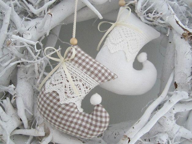Weihnachtsbaumschmuck im Landhaus - Stil