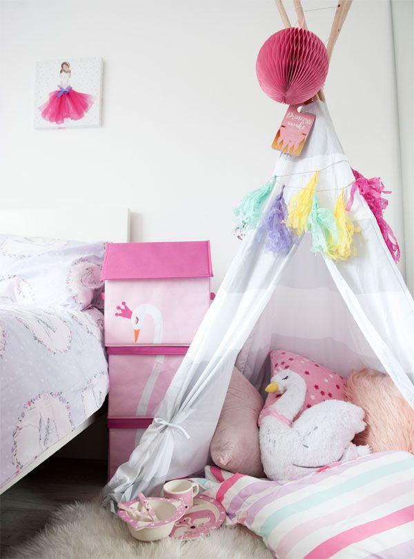 Brilhos da Moda: Decoração para criança
