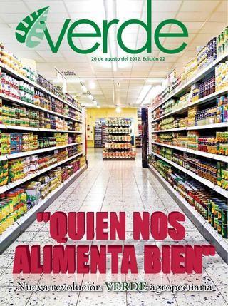 Revista Verde Edición 22