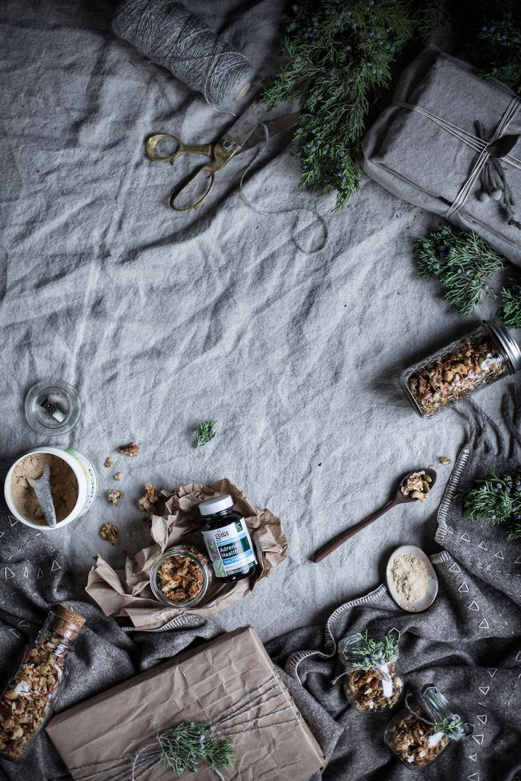 Coconut Maca Pecan Granola