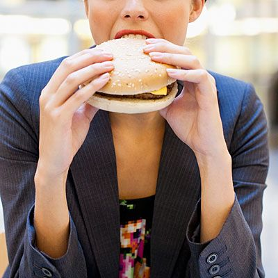 Take one bite at a time - What you can do to Boost Your Metabolism Right Now - Health.com #loseweight #metabolism #eathealthy