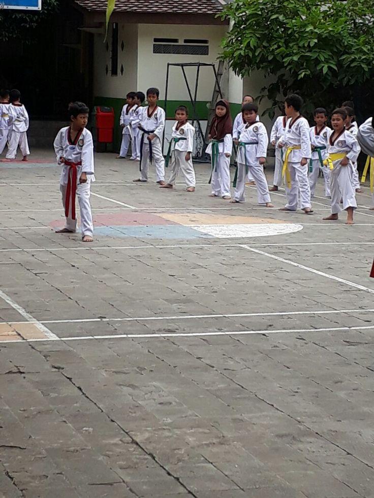 Taekwondo ....