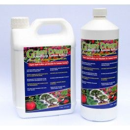 Green Dream Organic Liquid Bonsai Fertilizer @KaizenBonsai