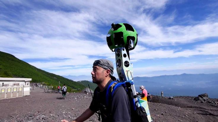 """""""富士山のストリートビューを公開(2013)"""" 富士山をストリートビューする / Google Maps Street View of Mount Fuji https://www.youtube.com/watch?v=J2LDkP7UbxU …(HD(右下歯車⇒画質1080p)&全画面(右下正方形)がおすすめです)"""