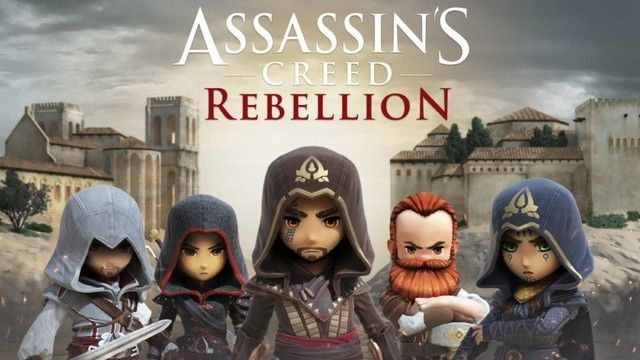 """Assassin 's Creed Rebellion, iOS ve Android 'e geliyor """"Assassin 's Creed Rebellion, iOS ve Android 'e geliyor"""" http://fmedya.com/assassin-s-creed-rebellion-ios-ve-android-e-geliyor-h45592.html"""