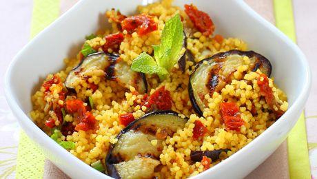 Couscous de Tanger végétarien pour 6 personnes - Recettes Elle à Table