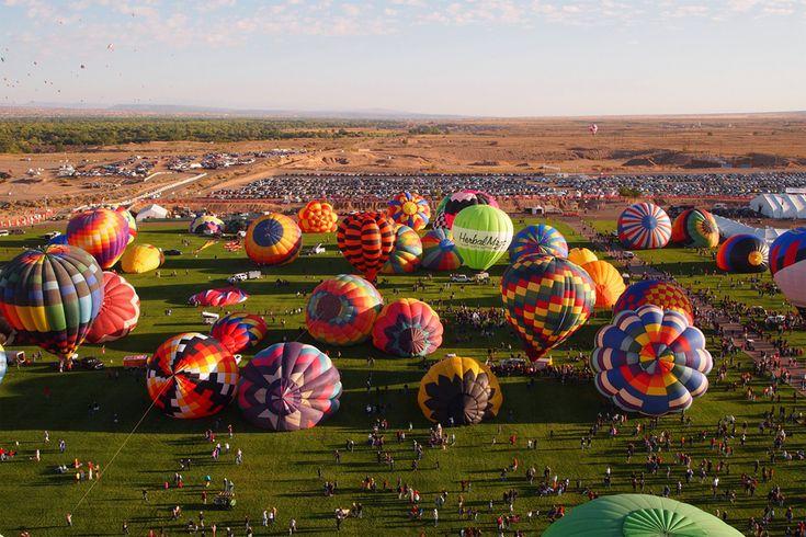 albuquerque international balloon fiesta: Favorite Places, Albuquerque International, Balloon Festivals, Balloon Fiestas, Balloon Fields, International Balloon, Albuquerqu International, Albuquerque Balloon, Hot Air Balloons