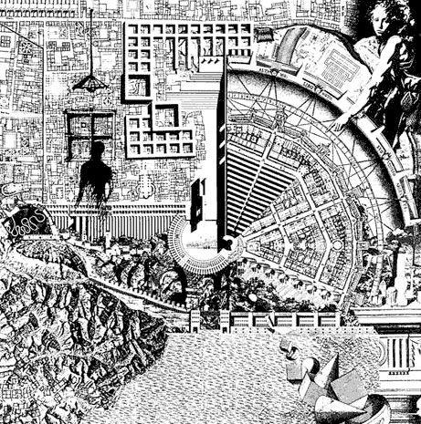 La città analoga by Aldo Rossi