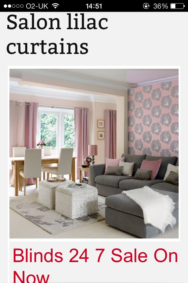 Pink Grey And White Colour Scheme Find This Pin More On Living Room Ideas Lilac