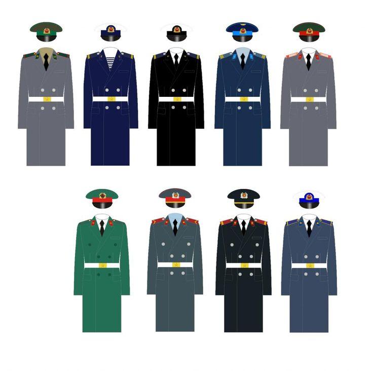 Thiết kế quân phục cho quân đội Việt Nam - Phần 3