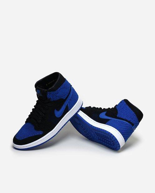 7a4f379924b6 Jordan Brand Air Jordan 1 Retro High Flyknit (GS) 919702 006