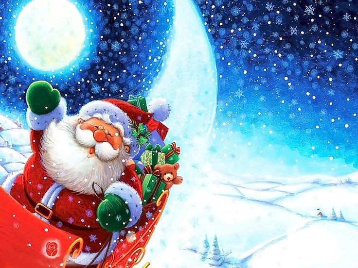 52 Best Santa Claus Is Coming To Town Images On Pinterest