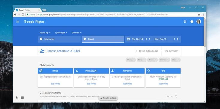 How To Find Cheap Flights With Google Flights