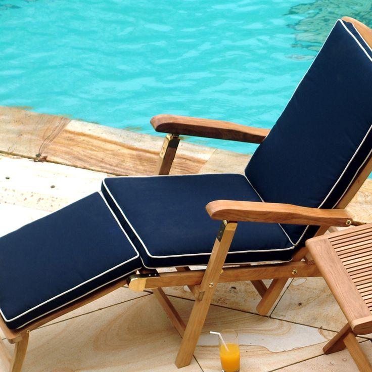 premium sunbrella outdoor steamer cushion replacement 50 fabrics thos baker
