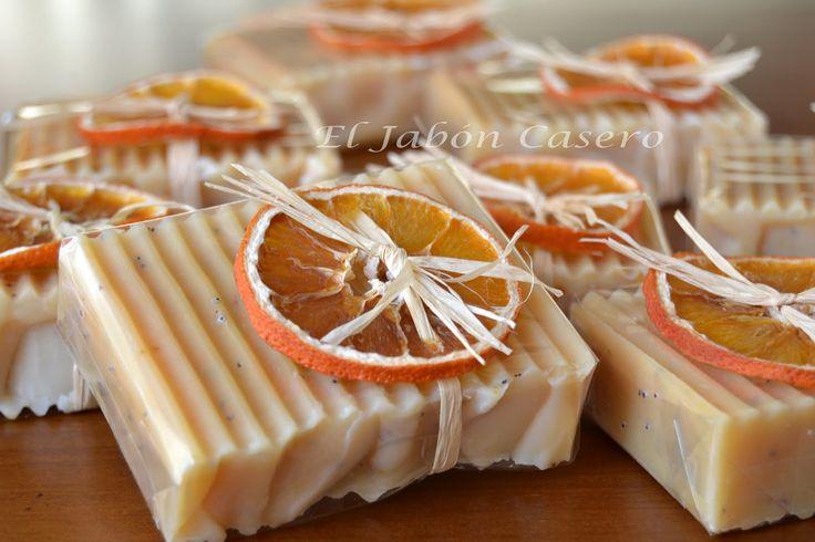 Jabon de naranja