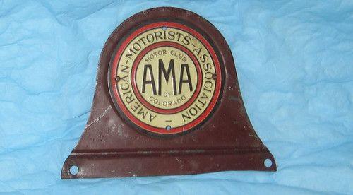 2531 Best Images About Automobile Association Badges On