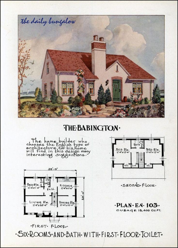 342 best Homes - Vintage \ Kits images on Pinterest Floor plans - fresh blueprint builders seattle
