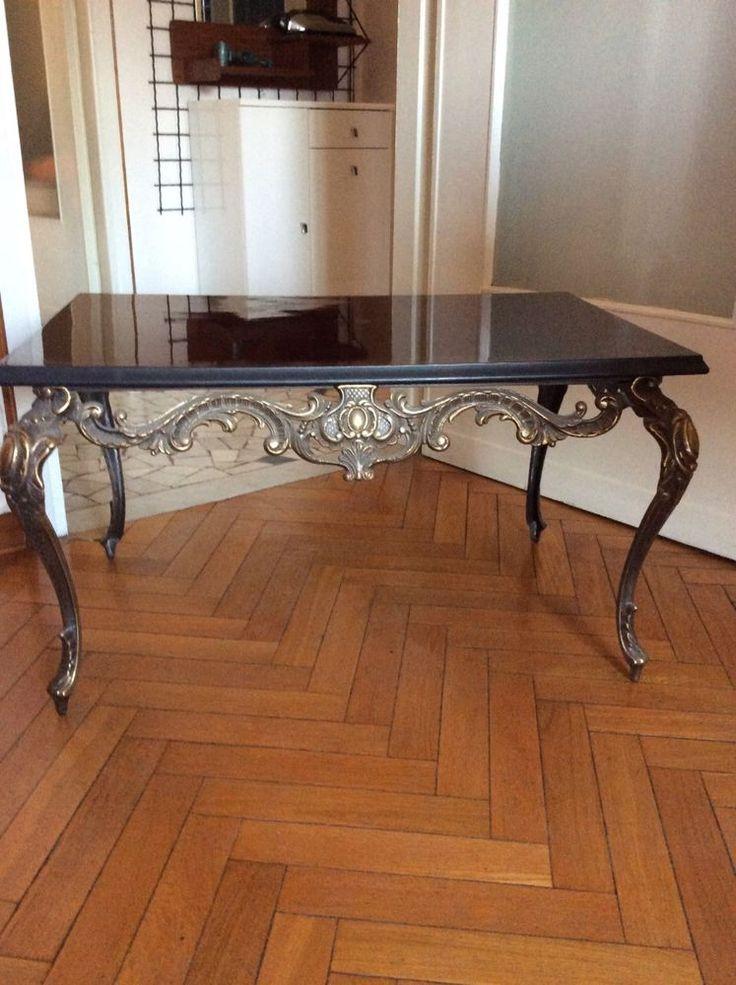 TAVOLO arredamento TAVOLINO table  salotto arte anni 60vintage antico