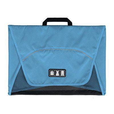 """BAGSMART 17"""" Men Women Garment Folder Anti-wrinkle T Shirts Ties Packing Bags Travel Accessories Bag and Luggage Packing Cube"""