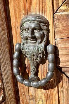 Door, Knob, Date