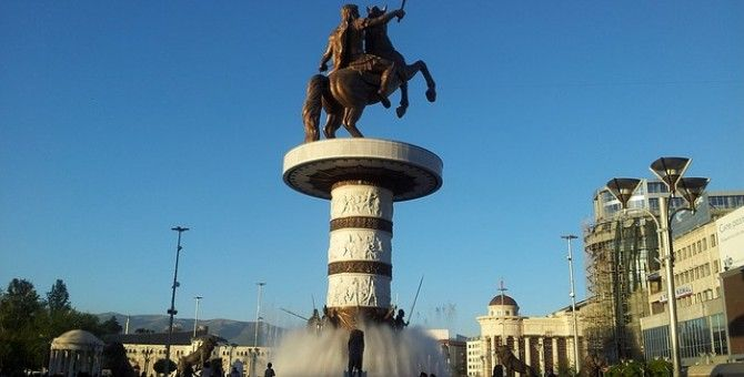 "Former mayor of Skopje : ""We create challenges, stealing the Hellenic history!""......"
