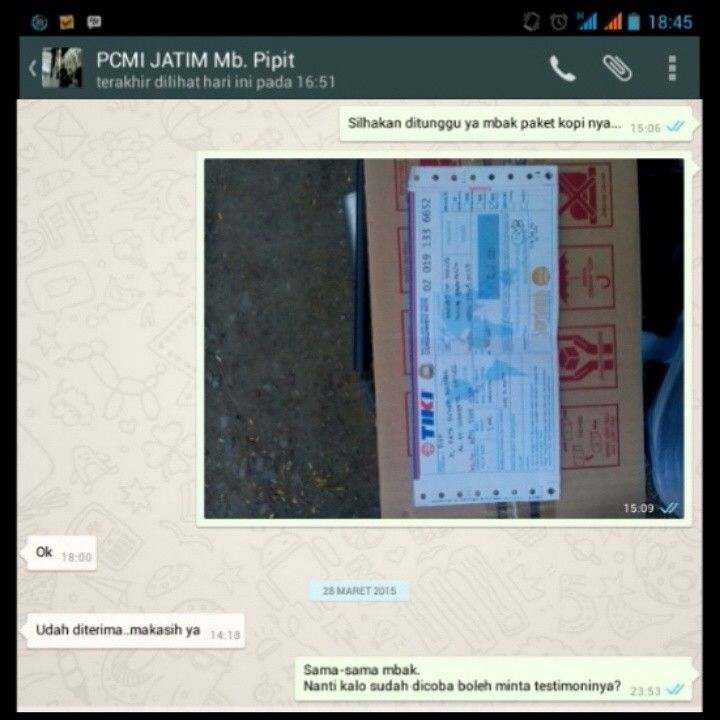 Dijual kopi ACEH ASLI murah meriah  Kopi Siap Seduh #Robusta kualitas 1 murni tanpa campuran gula 200gr (50K) #Robusta kualitas 2 ada campuran gulanya 500gr (50K) #Robusta kualitas 3 ada campuran gulanya 500gr (45K) #Arabica 300gr (55K) #Kopi Aceh biasa ada campuran gulanya 200gr (30K)  Kopi Organik #Arabica 100gr (50K) #Arabica 300gr (130K) #Arabica 1000gr/1kg (360K) #Robusta 100gr (45K) #Robusta 300gr (125K) #Robusta 1000gr/1kg (355K)  Kopi Sachet Siap Seduh #Kopi dengan campuran gula…