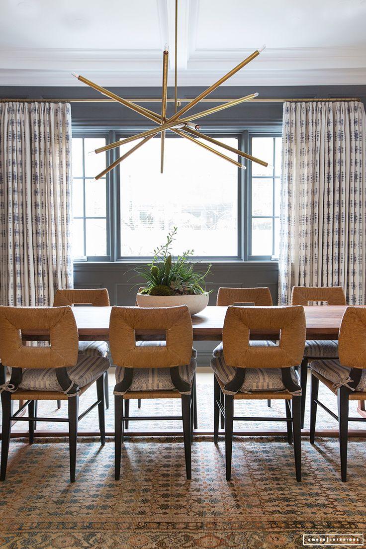dining room Amber Interiors 255 best