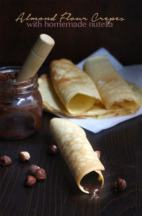 Best Low Carb Cream Cheese Almond Flour Crepes Recipe