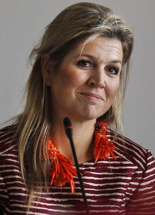 Queen Maxima visits Bangladesh - 1st Day - A Queen who needs a rest.