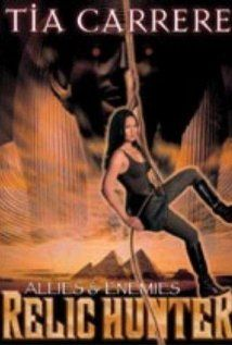 RELIC HUNTER (1999-2002) - Tia Carrere stars as a university professor and black belt who globetrots after lost, stolen and rumored-of artifacts and antiquities.