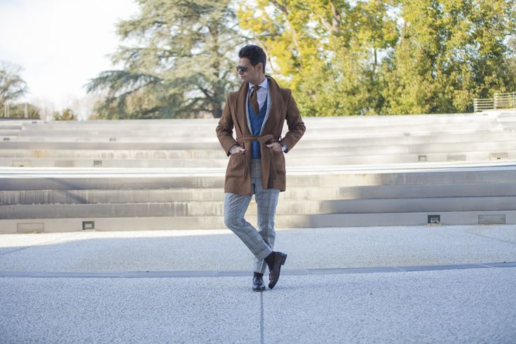 """Third picture in Frank Gallucci's blog post """"First day at Pitti""""."""