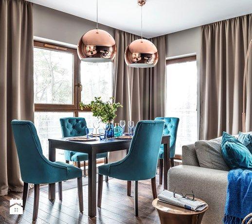 Aranżacje wnętrz - Jadalnia: Nadmorski apartament - Jadalnia, styl nowoczesny - SAS Wnętrza i Kuchnie. Przeglądaj, dodawaj i zapisuj najlepsze zdjęcia, pomysły i inspiracje designerskie. W bazie mamy już prawie milion fotografii!