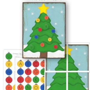 Christmas Tree Letter Song.  I used this in my class and they loved it!  What a fun idea for learning letters and sounds during Christmas time.